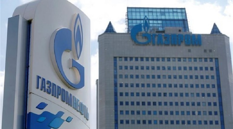 The Russian oil and gas giant closed the last year with a massive loss.