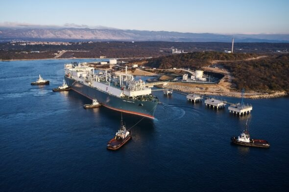German energy company Uniper has abandoned plans to build a liquefied natural gas (LNG) import terminal in the German port of Wilhelmshaven.